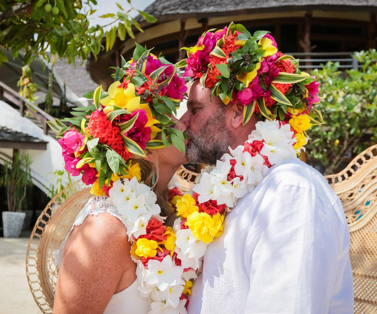 Getting Married in Tahiti