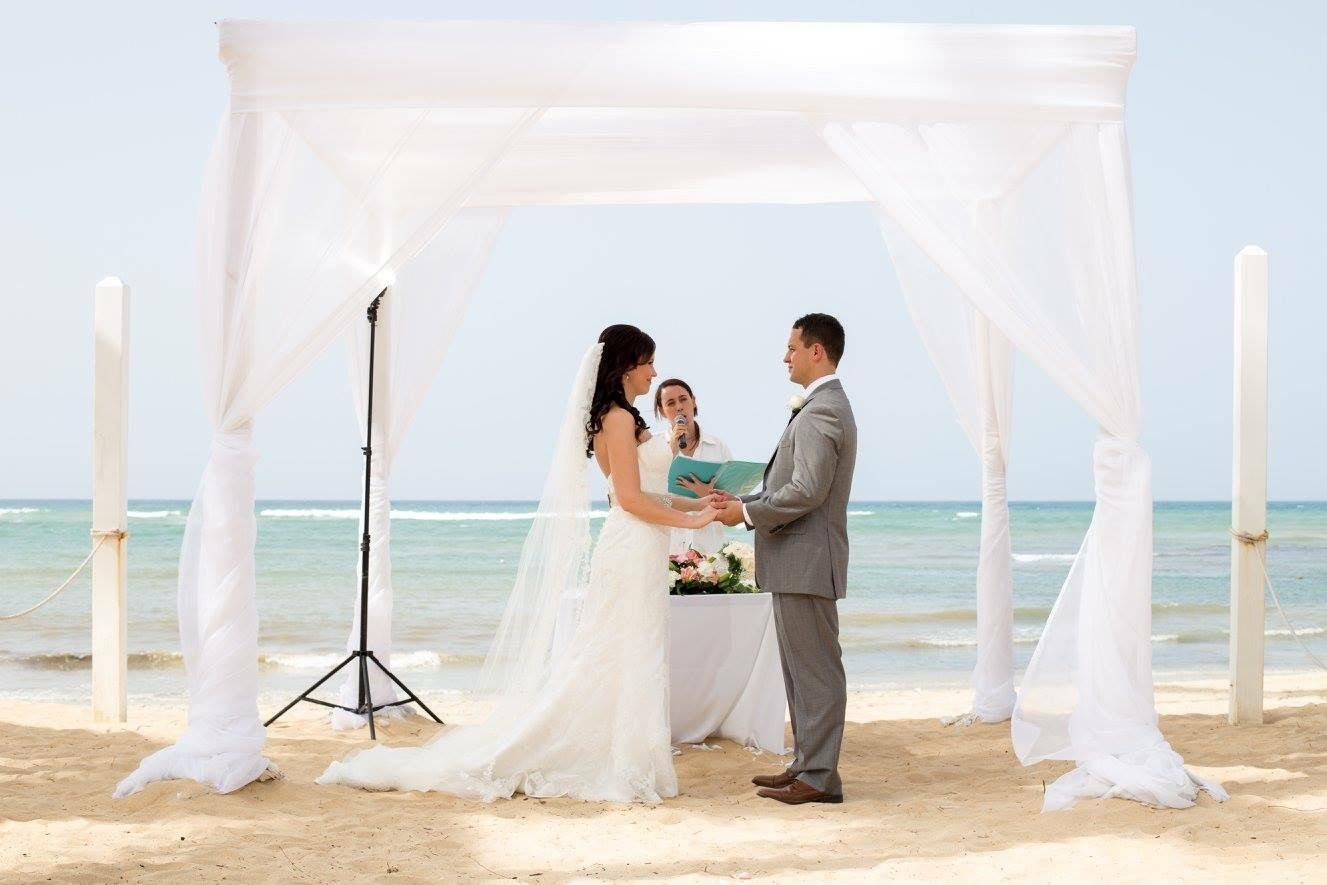 Gazebo or a Beach Wedding?