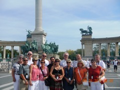 Danube River Cruise Group