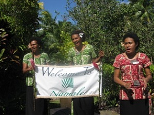 Bula and Welcome to FIJI!