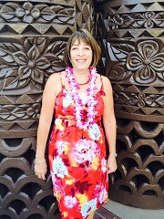 Gayle Zielke, Hawaii Akamai Specialist says everyone needs to experience a Luau!