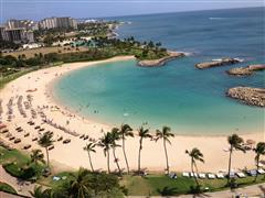 The JW Marriott Ko Olina Ihiliani view