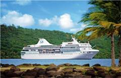 We found Paradise, visiting Bora Bora, Moorea and Tahiti on the Paul Gauguin!