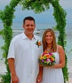 Kris and Raeanne are married in Jamaica!