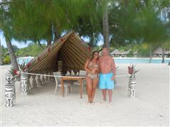 Island Fun at the Le Meridien in Bora Bora!