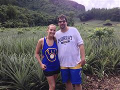 Kristi and Matt explore Moorea!