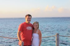 Natalie and Ryan Bykowski Honeymoon in Tahiti!