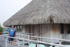 Natalie and Ryan enjoyed all that Tahiti has to offer!