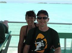 Lynn and Todd Sprecher loved their Paul Gauguin Cruise