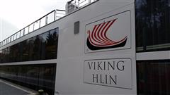 Viking Hlin was our river cruise home for a week