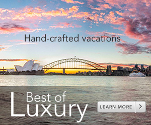 Best of Luxury Vacations in Australia!