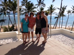 First Choice Travel and Cruise experts on tour in Punta Cana