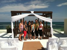 First Choice gang visiting the Riviera Maya and Cancun!