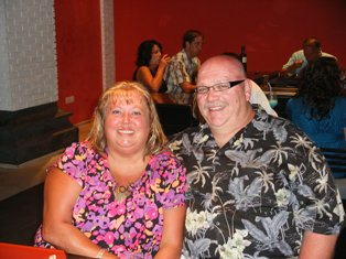 Rick & Cheryl Crivello at the Iberostar Grand