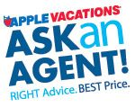 Book Apple Vacations Online Here!