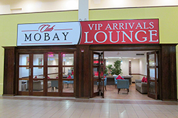 Club Mobay's Arrival or Departure Lounge