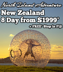 New Zealand should be on your list for adventure!