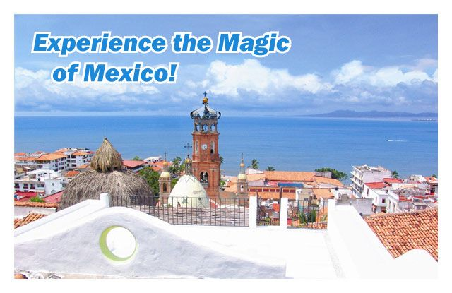 Mexico is voted the #1 destination for families, adults only and single resort vacations!