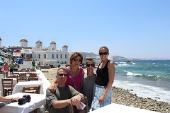Mykonos Greece was amazing!