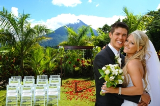 Weddings in Costa Rica are exciting!