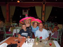 Kalmadge Family at Iberostar Quetzal
