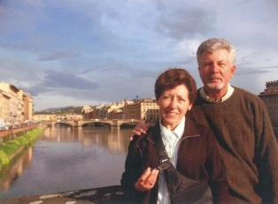 Bob and Mary always wanted to visit Italy!