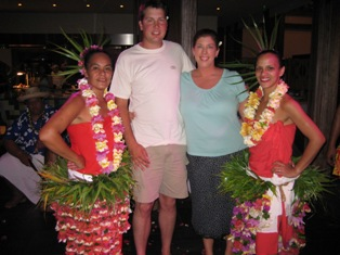 The Tiki Village and show in Moorea is an exciting visit not to be missed!
