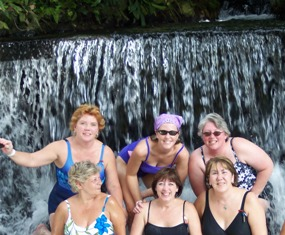 Hot Springs are a must see while in Costa Rica!