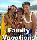 Family Vacations in Hawaii are the best!