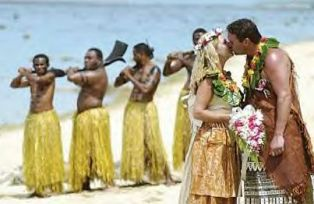 Weddings are so affordable in Fiji!