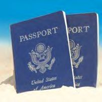 Passports are necessary