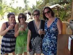 Our Punta Cana Specialists were visiting Punta Cana Resorts for our clients