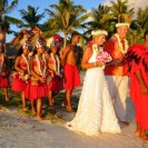 Tahitian Wedding Ceremony!