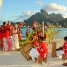Elope to Tahiti for your dream wedding?