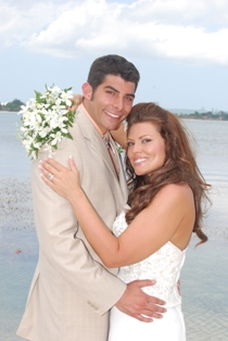 Mike and Jennie get married in Jamaica!