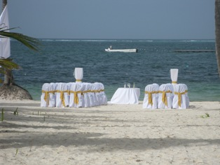 Punta Cana ceremonies and locations!